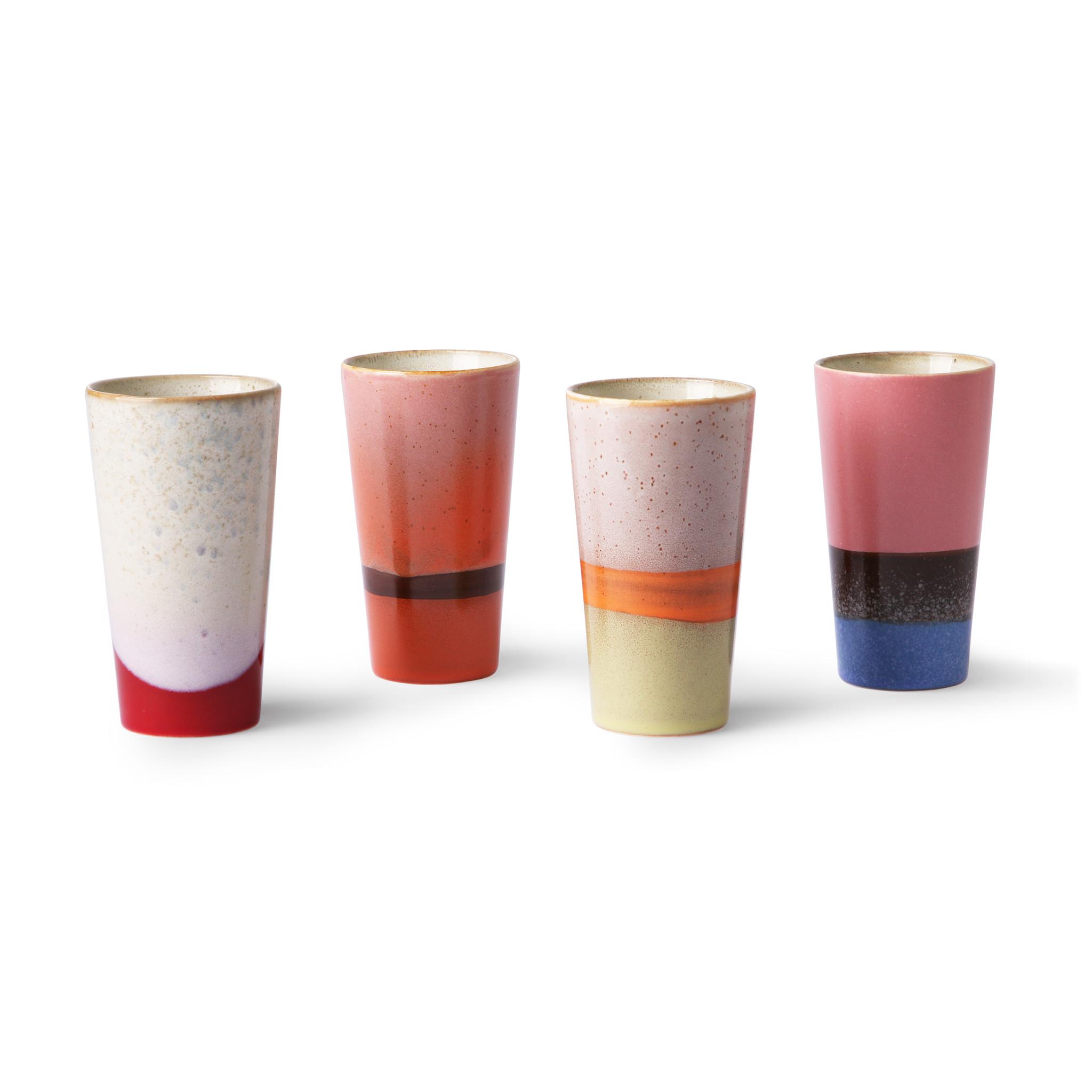 HKliving mokken latte set / 4