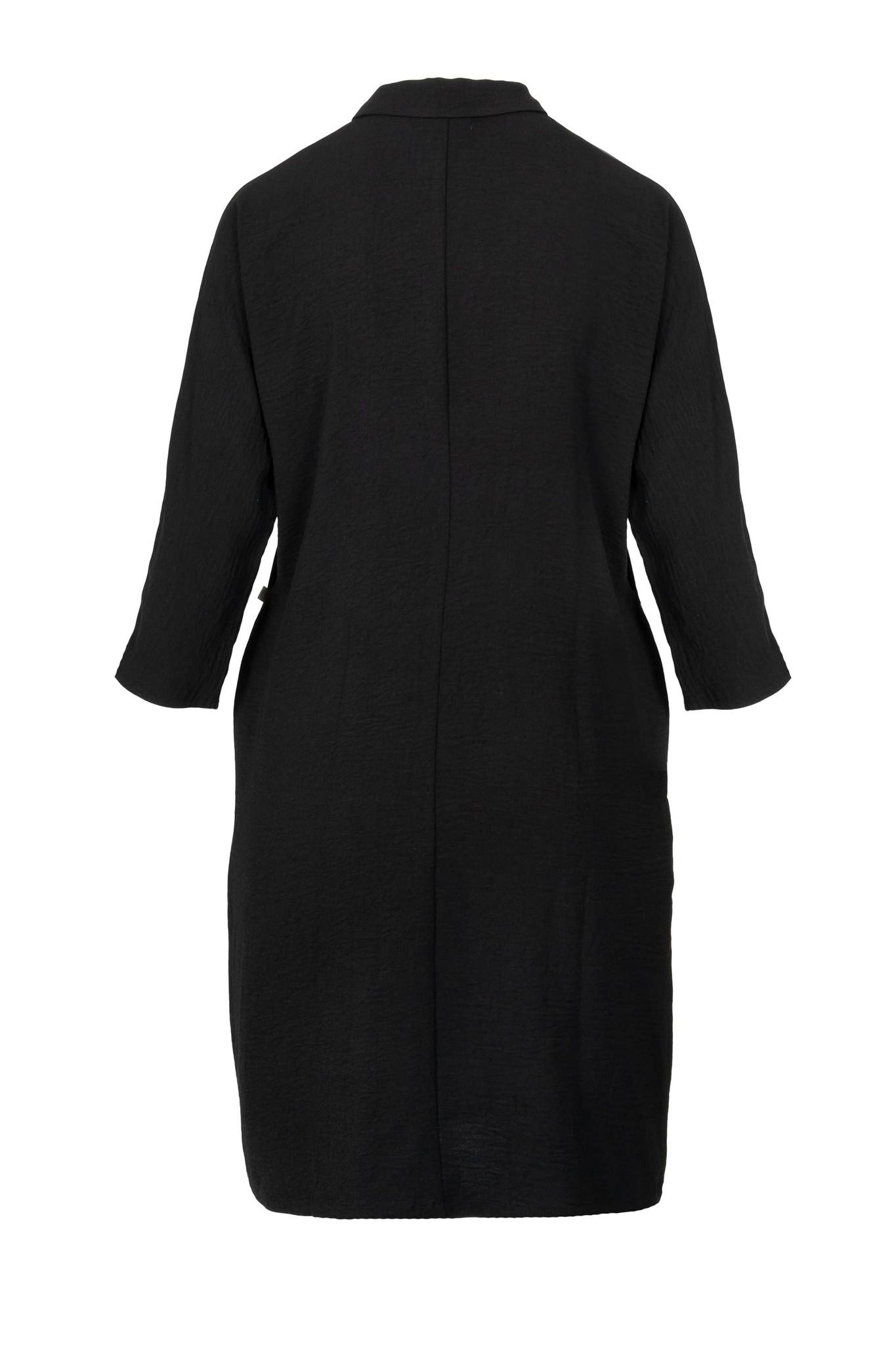 Zusss sportief jurkje - zwart