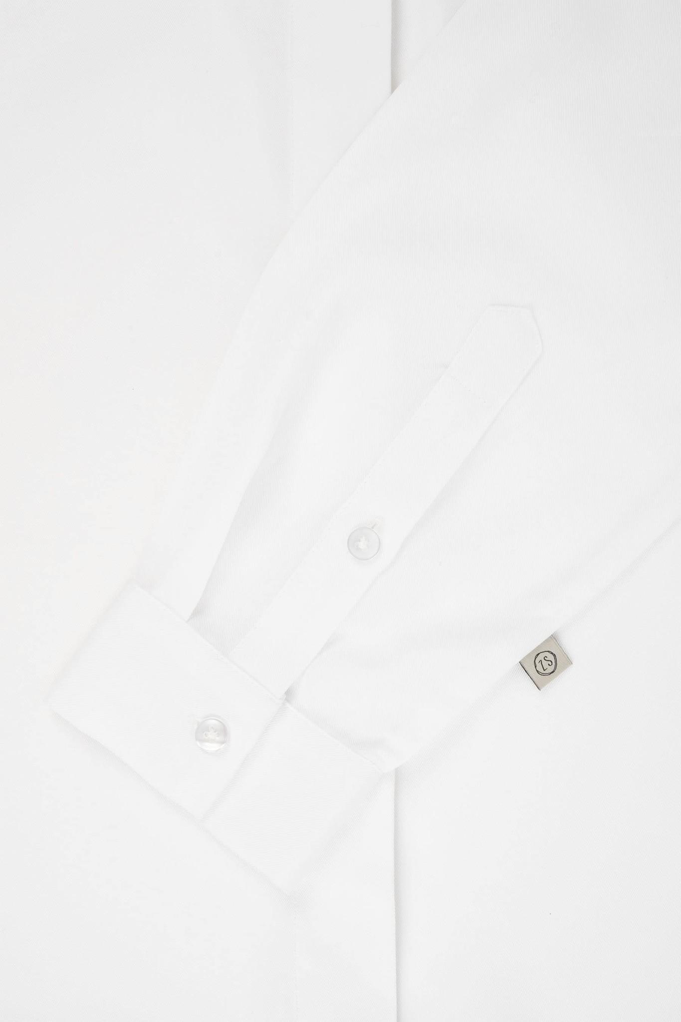 Zusss frisse blouse - wit