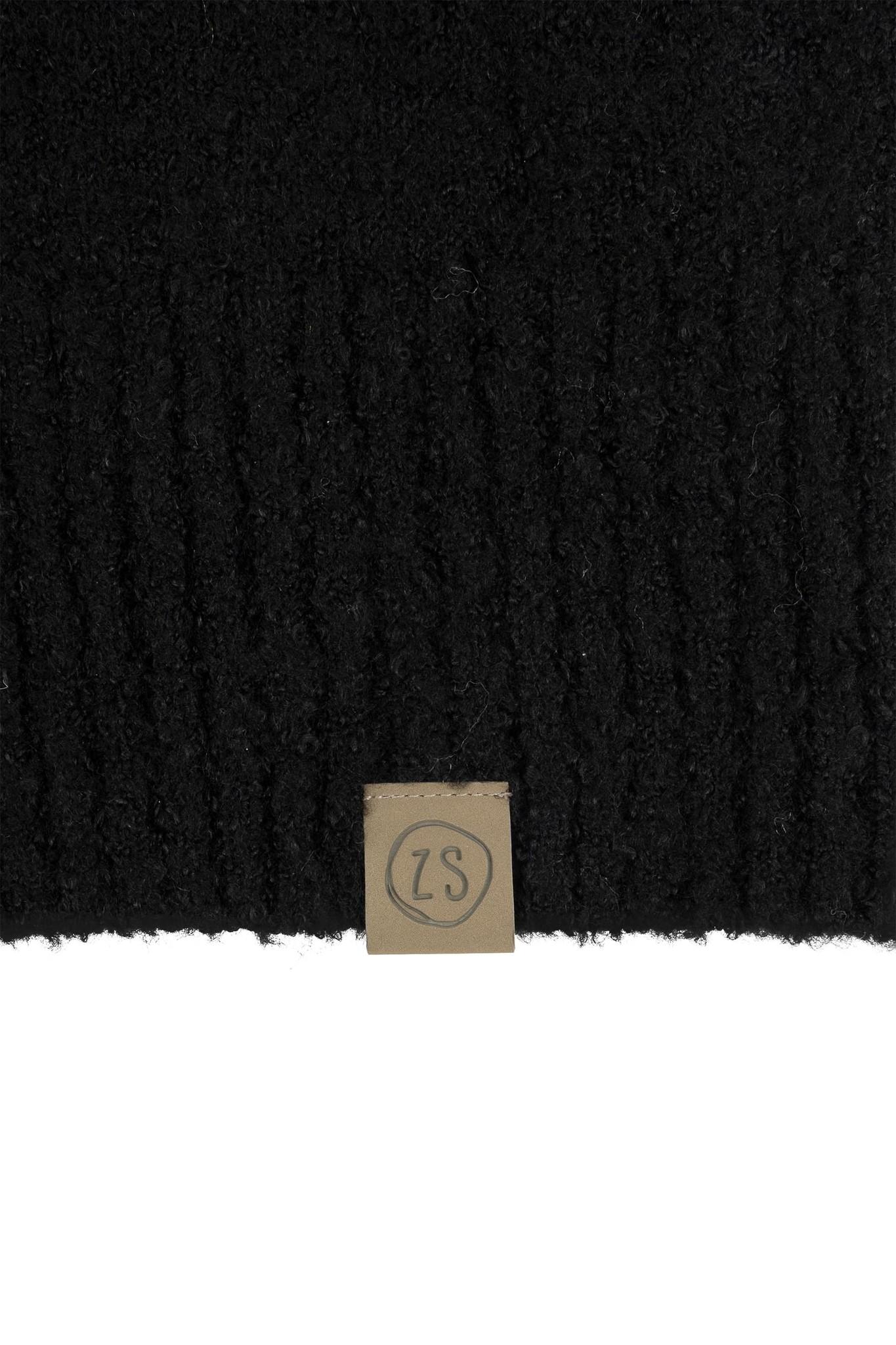 Zusss warme coltrui - zwart