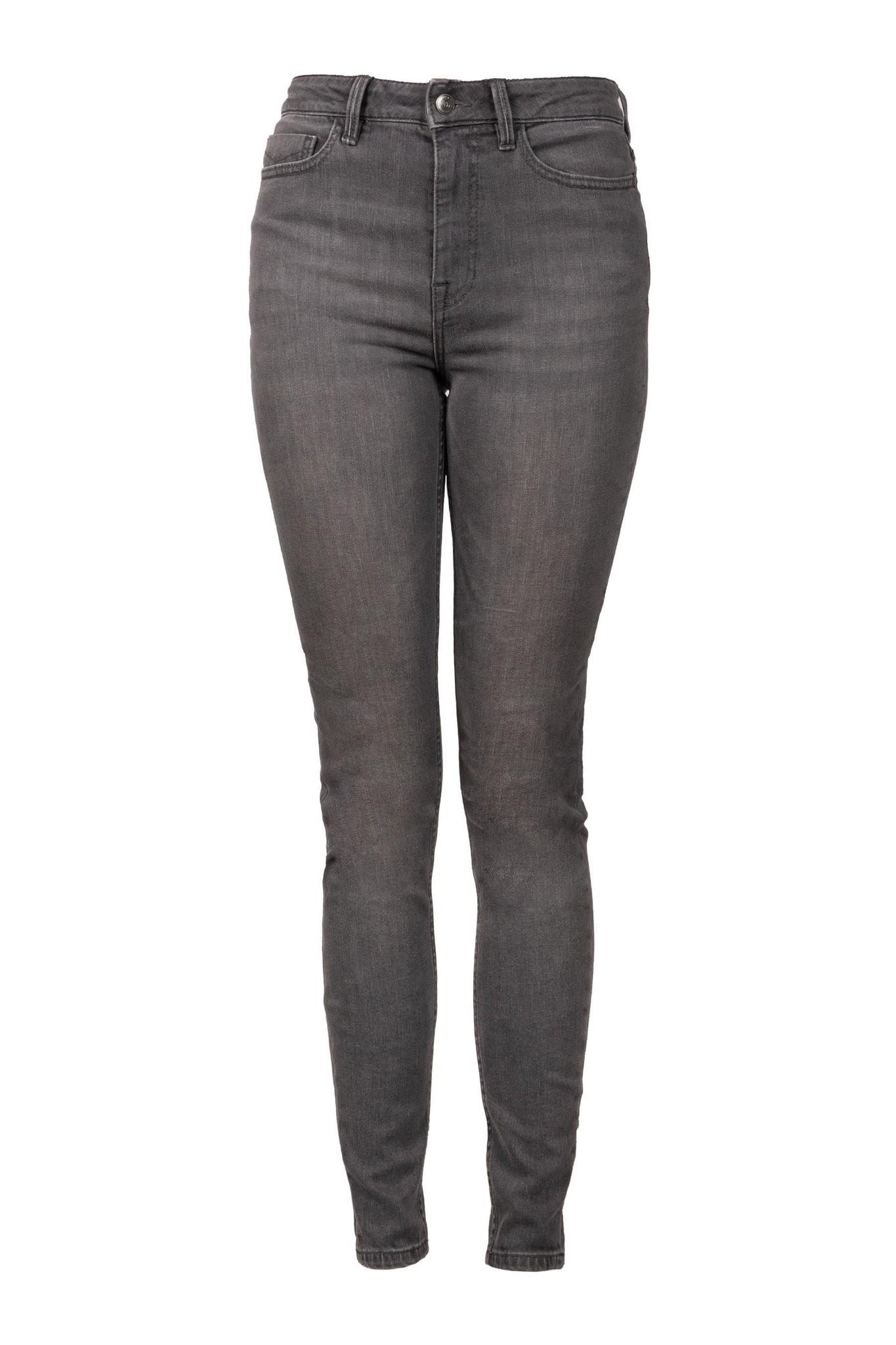 Zusss Stoere jeans - grijs