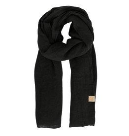 Zusss basic sjaal - zwart
