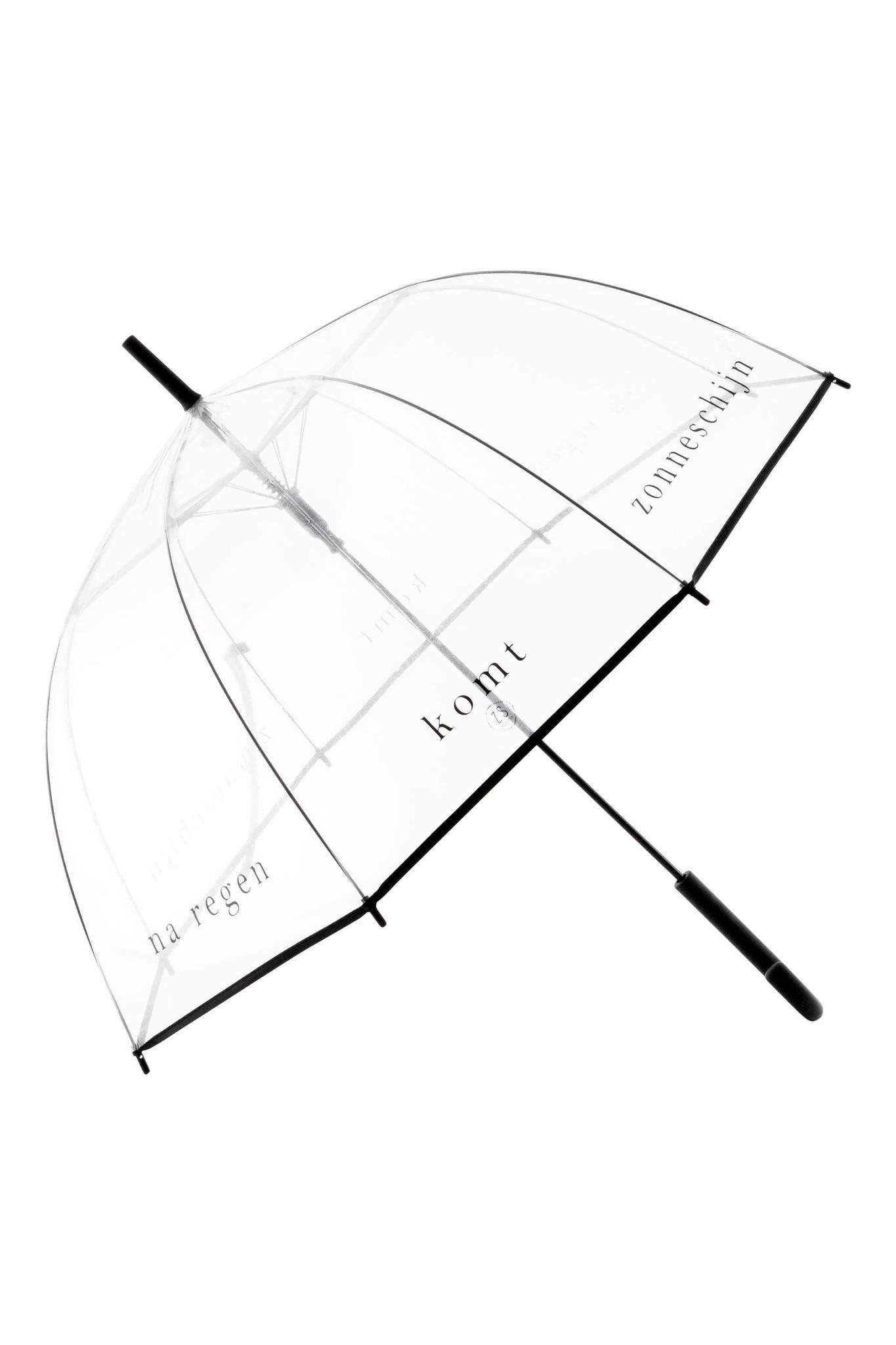 Zusss Paraplu - na regen komt zonneschijn