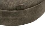 Zusss Kekke ronde tas - snake grijs-groen