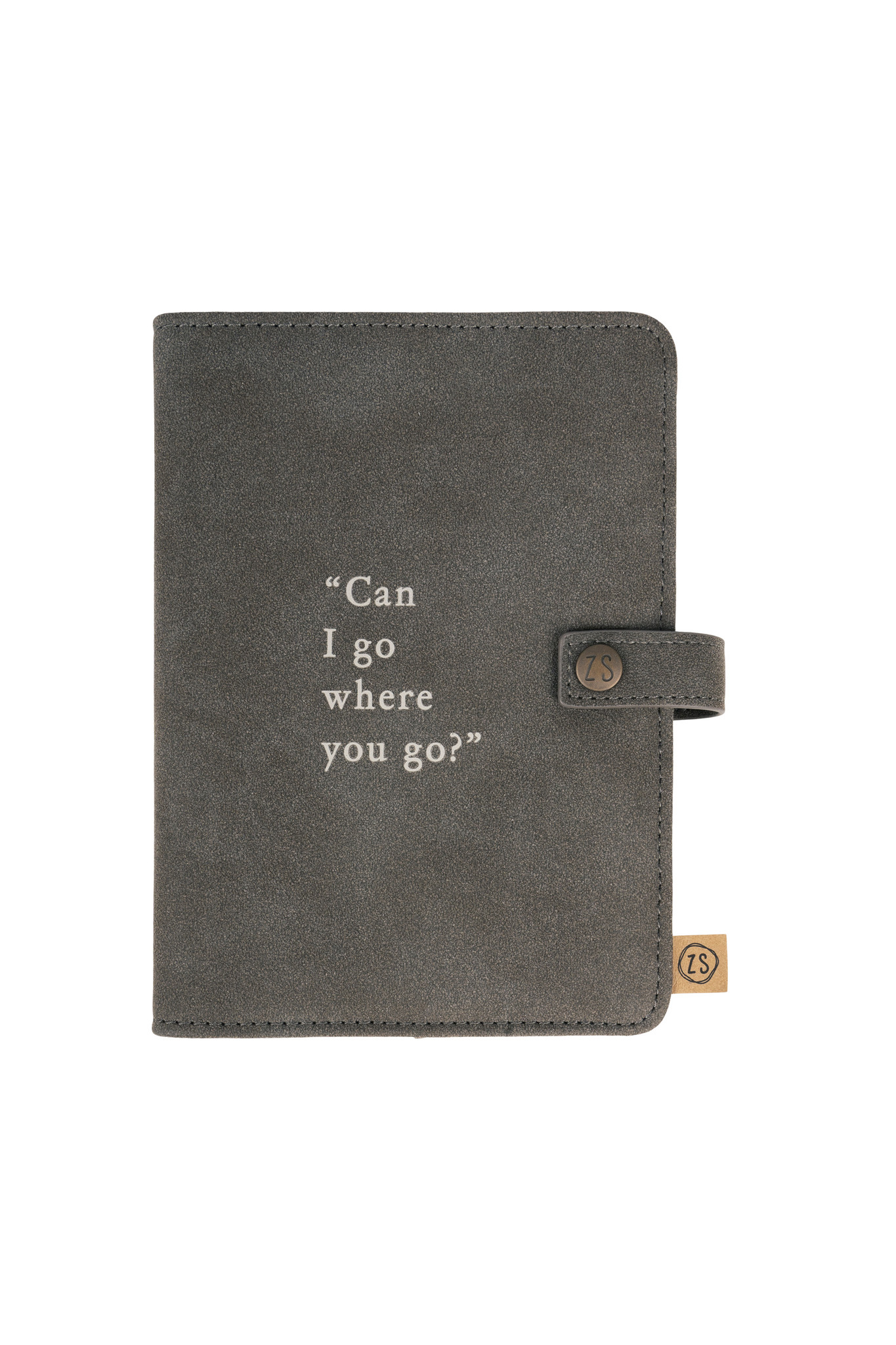Zusss Agenda 2021 can I go where you go  - mat taupe