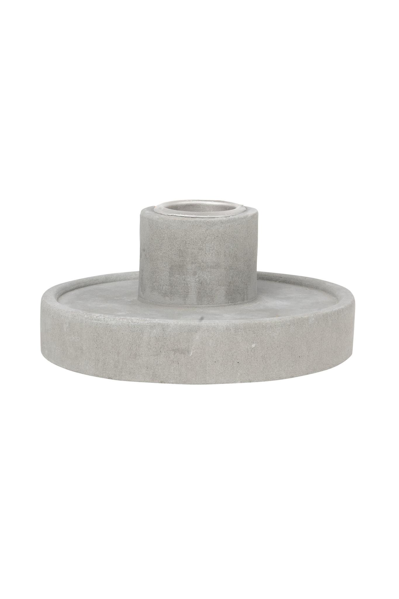 Zusss Kandelaar rond beton