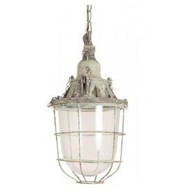 Hanglamp 'Quarry' L grijs