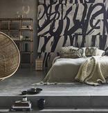 HKliving hangstoel rotan bohemian - natural