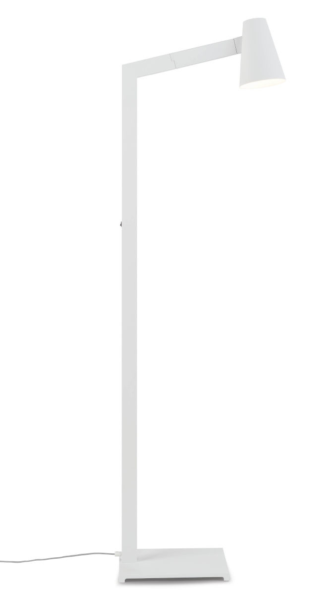 It's about RoMi Biarritz vloerlamp - wit