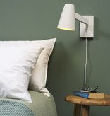 It's about RoMi Biarritz wandlamp Small - wit