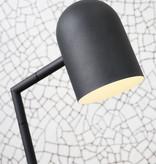 It's about RoMi Marseille vloerlamp - zwart