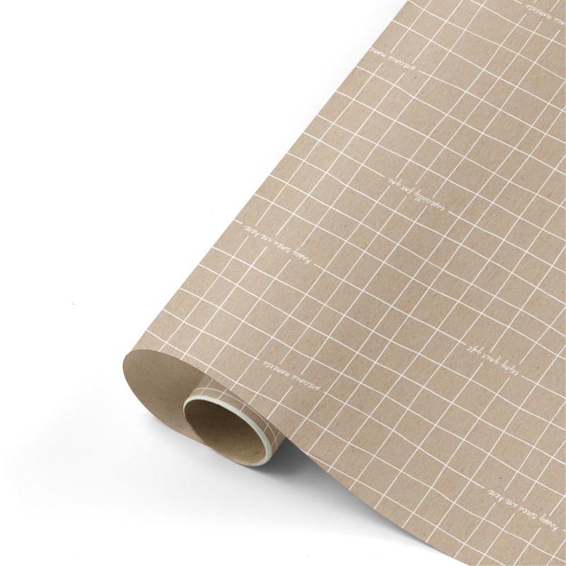 Rol inpakpapier kraft