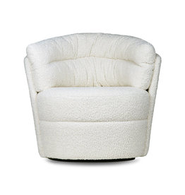 HKliving Twister fauteuil - cream