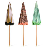 HKliving Parasol classic - nude/mosterd