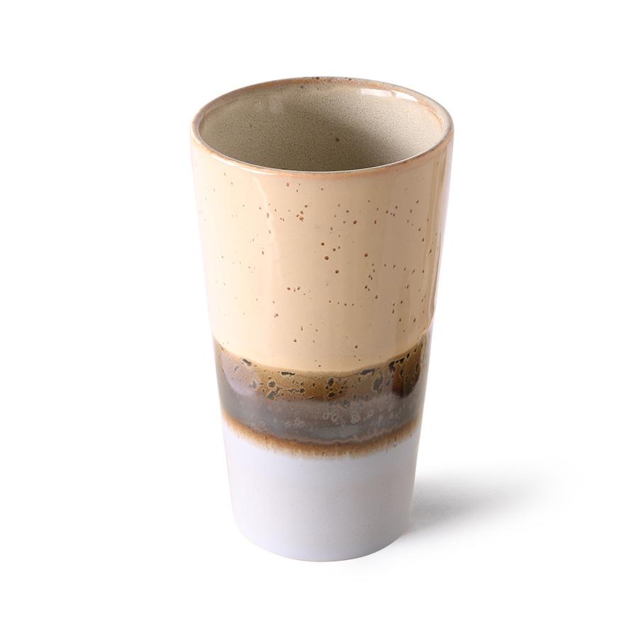 HKliving Latte mok - LAKE