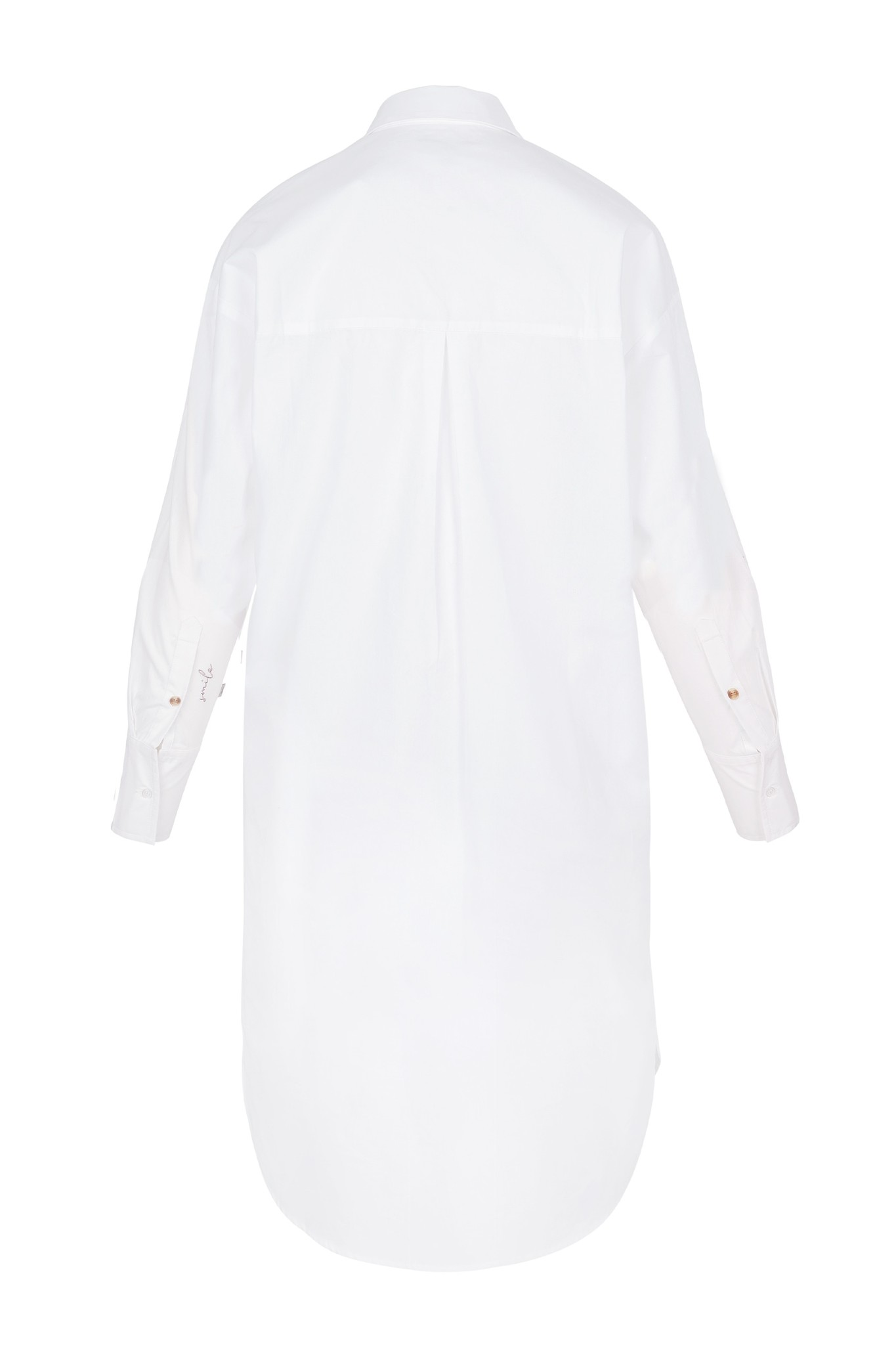 Zusss blousejurk wit