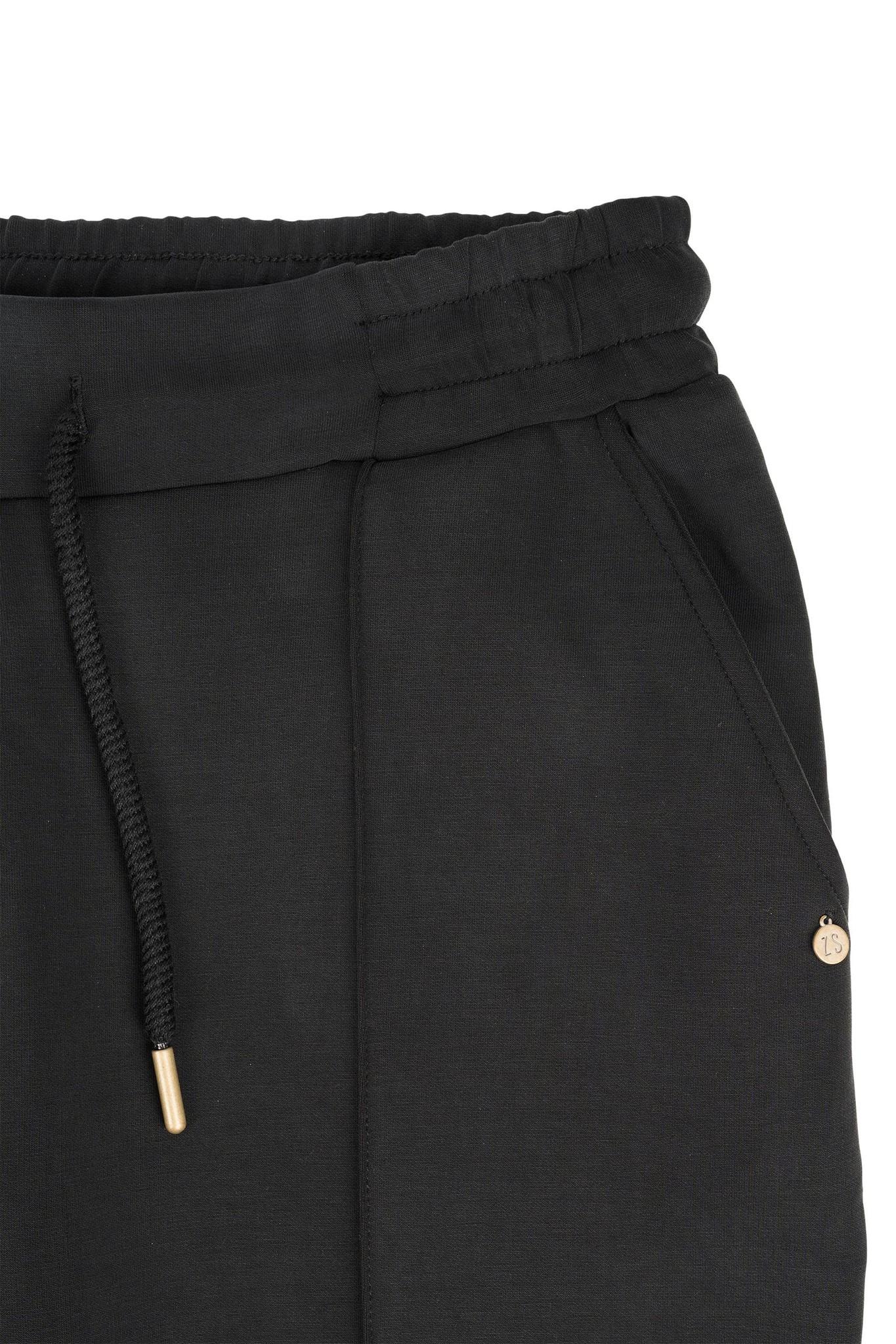 Zusss fijne broek off-black