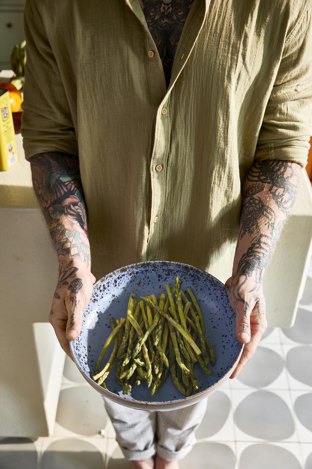 HKliving pasta bord - LUGUNA
