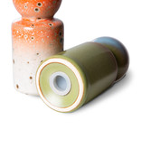 HKliving Peper- en zoutpot PEAT/ASTEROIDS