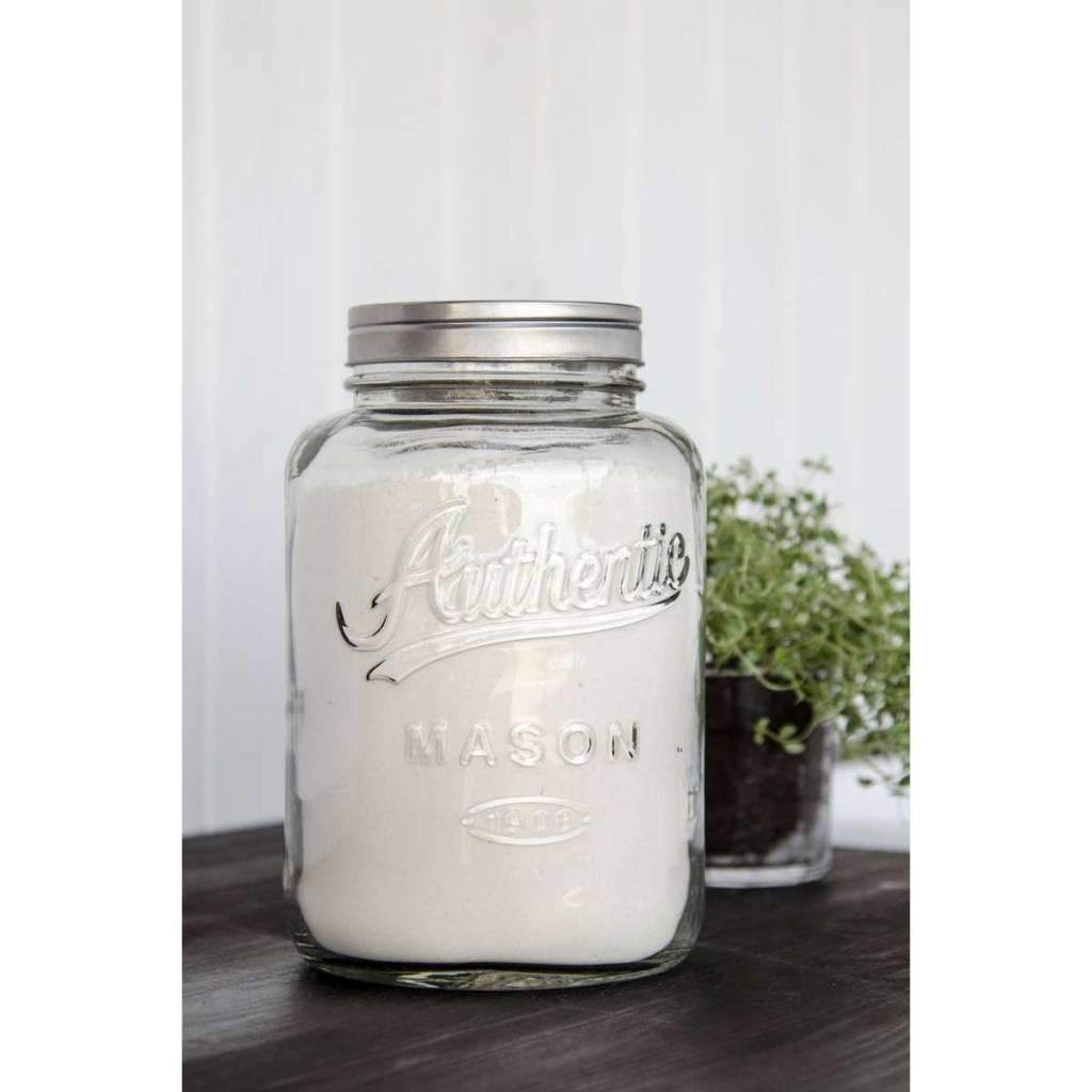 IB Laursen glazen voorraadpot 'Jar' 3 liter