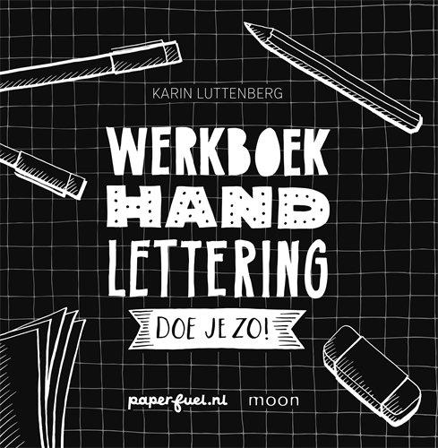 Paperfuel Werkboek handlettering