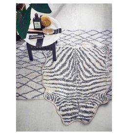 HK Living Badmat zebra