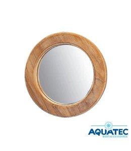 ARC Teak spiegel Ø 27 cm