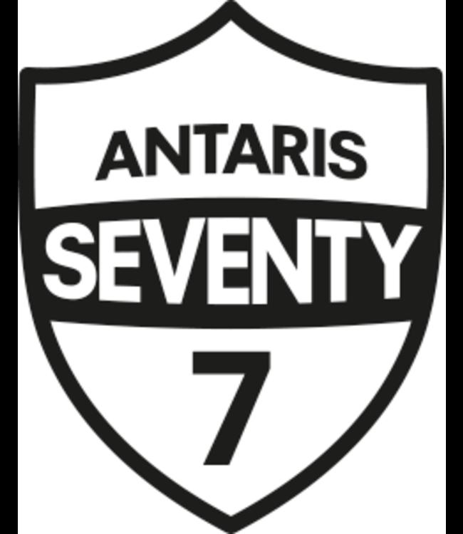 Antaris Antaris Seventy7 schild bootsticker
