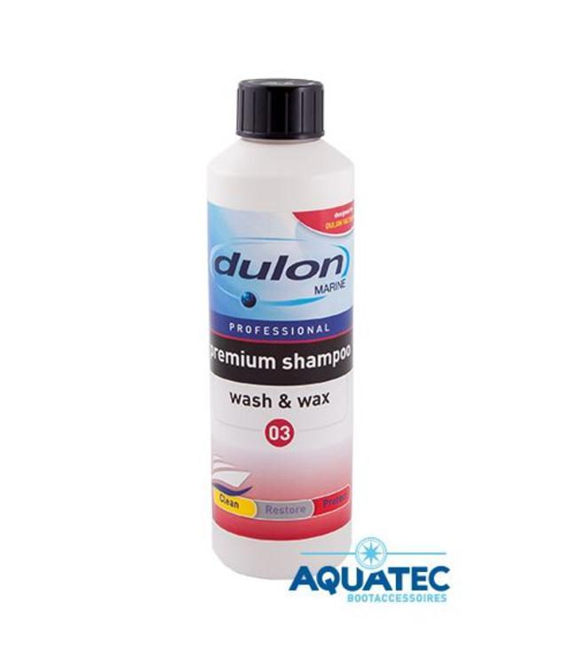 Dulon Dulon premium shampoo wash & wax 500 ml