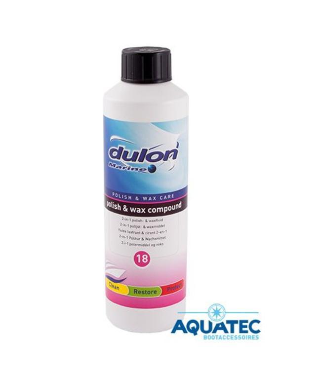 Dulon Dulon polish & wax nr.18 / 500ml