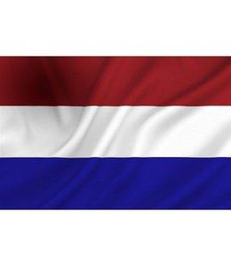 Nederlandse vlag 80 x 120 cm
