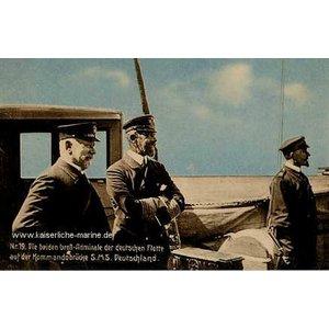 Prinz-Heinrich loodsenpet Marine