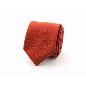 Zijden stropdas - Brique