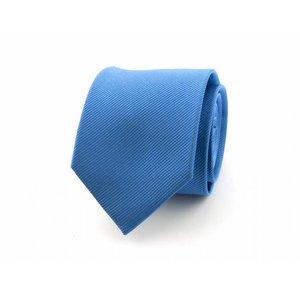 Zijden das - Blauw
