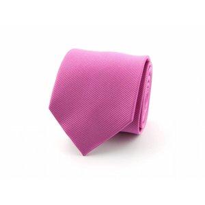 Zijden stropdas - Fuchsia