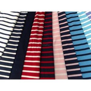 Bretonse sjaal ca. 20x160 cm in vele kleuren