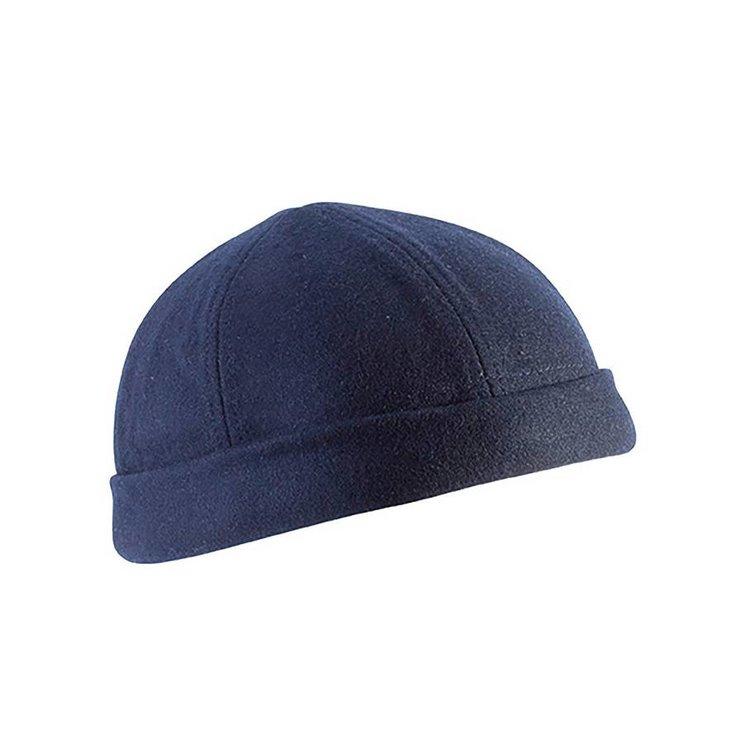 Luxe Zeemansmuts - donkerblauw