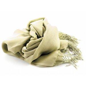 Pashmina sjaal - Beige