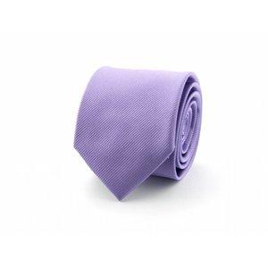 Zijden stropdas - Lila