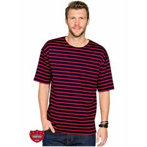 Bretons streep T-shirt in 7 kleurcombinaties