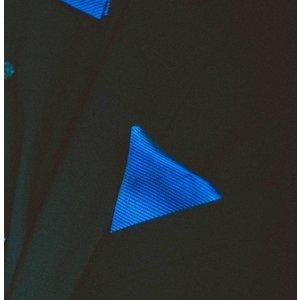 Luxe zijden pochet in 37 kleuren verkrijgbaar