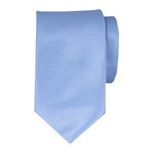 Polyester das - Lichtblauw