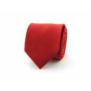 Zijden das - Rood