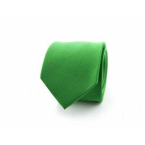 Zijden stropdas - Groen