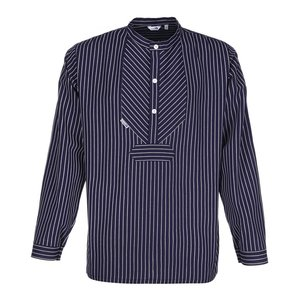 Modas Vissershemd brede strepen
