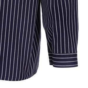 Modas Traditioneel Vissershemd met brede strepen