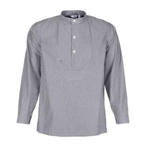 Modas Vissershemd in easycare poplin in 3 kleuren