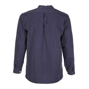 Modas Traditioneel Vissershemd met smalle strepen