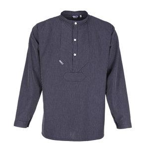 Modas Vissershemd smalle strepen