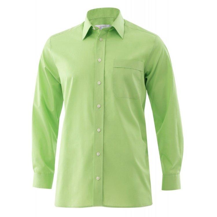 Herenoverhemd George - Classic Fit in vele uni kleuren verkrijgbaar